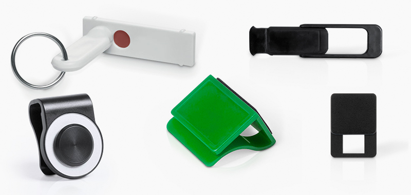 Tapa seguridad webcam