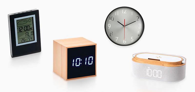 Relojes y estaciones