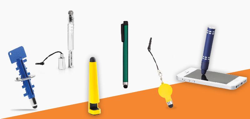 Punteros táctiles (stylus)