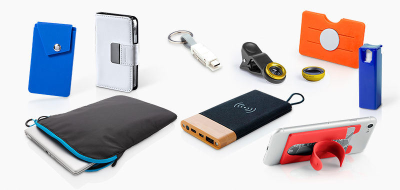 Accesorios para móvil y tablets